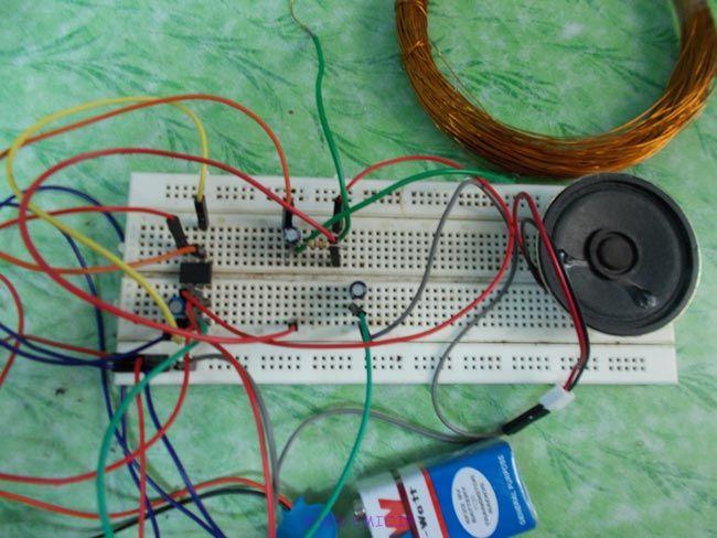 Metal-Detector-Project