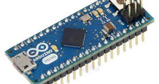 اشنایی با برد Arduino Micro
