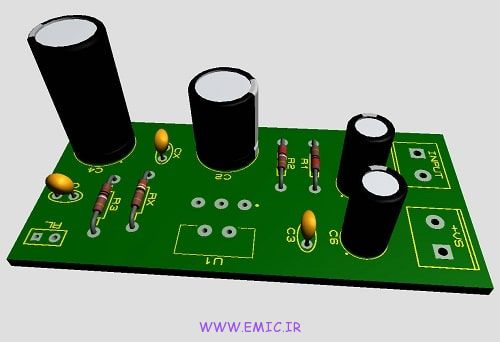 P-10watt-amplifier-circuit-with-TDA2003-emic
