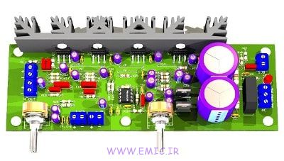 ICO-Power-Amplifier-with-Subwoofer