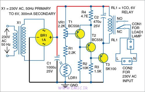 Circuit-diagram-of-light-activated-switch
