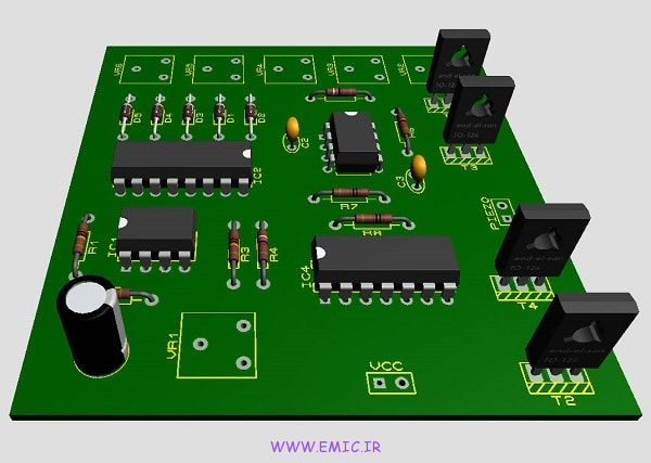 P-Mice-repeller-Ultrasonic-circuit-emic