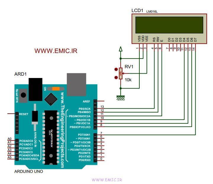 Arduino-prj-lcd-char-write-animated-text-emic