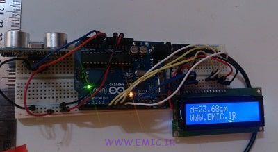 ico-SRF05&04-Test-with-Arduino-emic