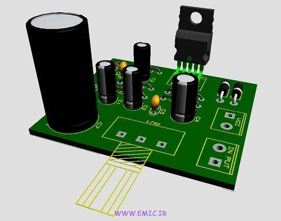 P-14Watt-Amplifier-circuit-with-TDA2030-emic