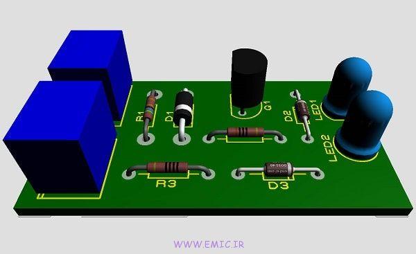 P-Battery-full-charge-alarm-circuit-emic