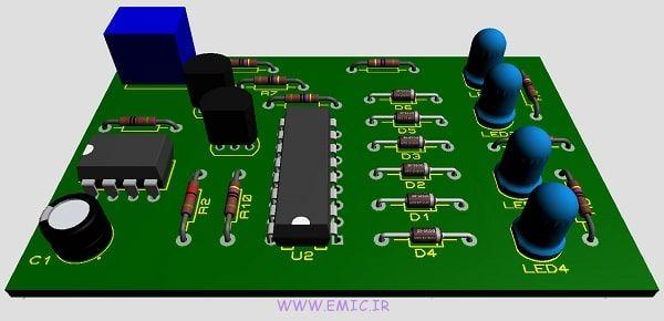 P-POLICE-LIGHTS-Circuit-emic