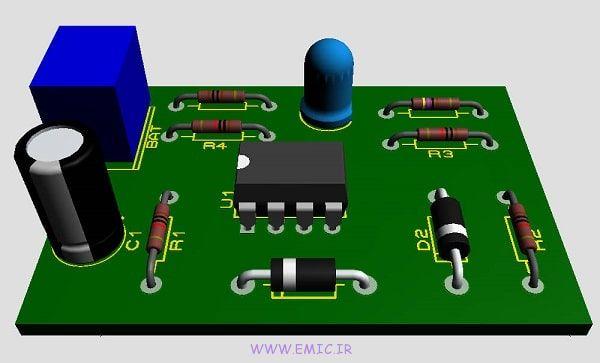 P-Op-amp-IC -741-Tester-Circuit-EMIC