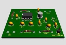 ico-555-Tracking-Transmitter-circuit-emic