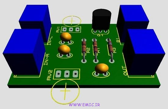 P-Stereo-to-Mono-Converter-Based-on-FET-emic