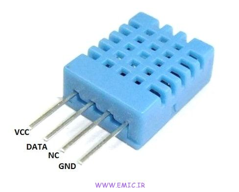 Pinout-DHT11-Humidity-and-Temperature-Sensor-emic