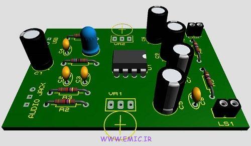P-TDA2822M-Amplifier-emic