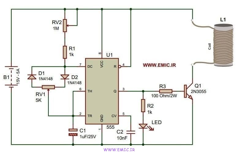Small-Induction-Heater-Circuit-emic