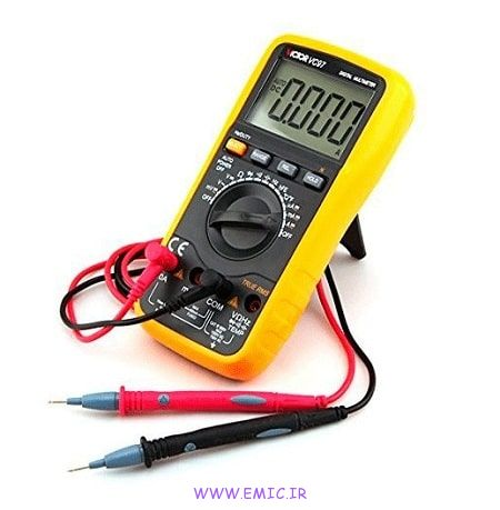 multimeter-for-Resistor-and-potentiometer-testing-emic