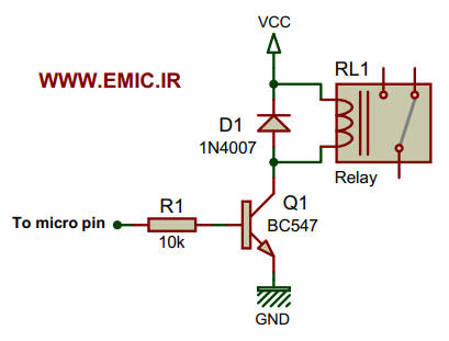 Connecting-relay-to-microcontroller-emic