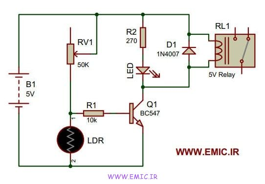 Photocell-circuit-with-relay-emic