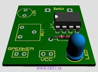 P-Optical-alarm-circuit-emic