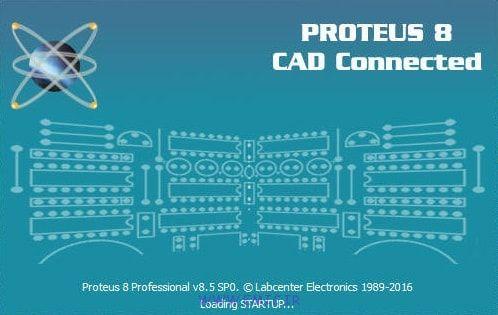 دانلود نرم افزار پروتئوس Proteus v8.5