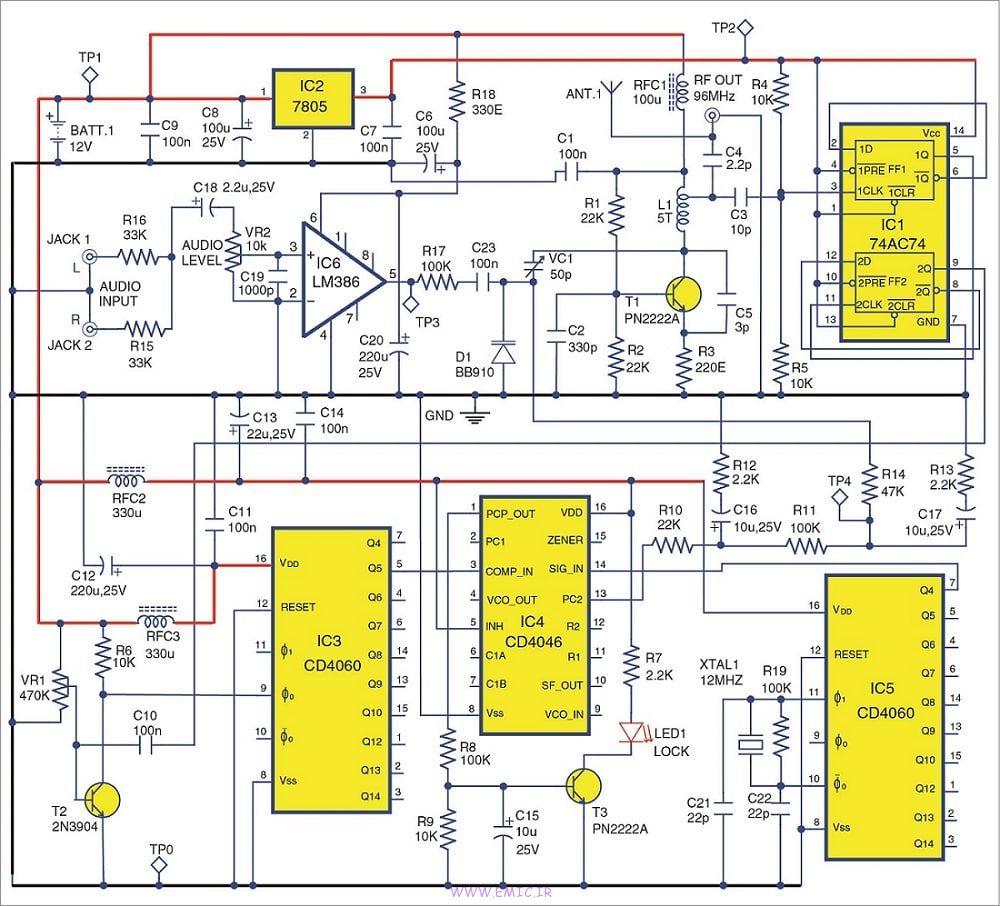 High-Quality-fm-transmitter