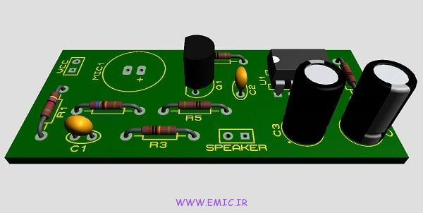 P-Audio-Amplifier-Circuit-with-ic555-emic