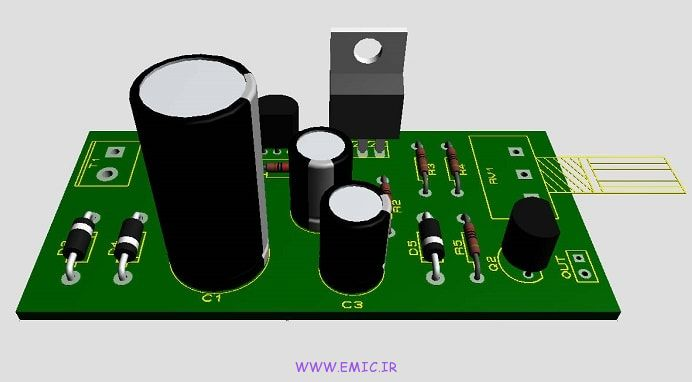 P-Transistor-Variable-power-supply-1A-0to30V-emic