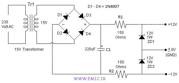 Simple-12V-Dual-Power-Supply-Using-Zener-Diodes-emic