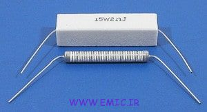 Wire-wound-resistor-emic