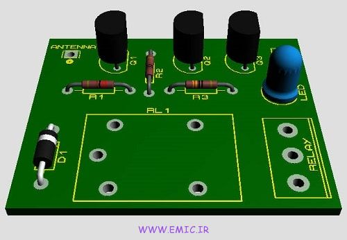 P-sensitive-static-electricity-detector-switch-circuit-emic