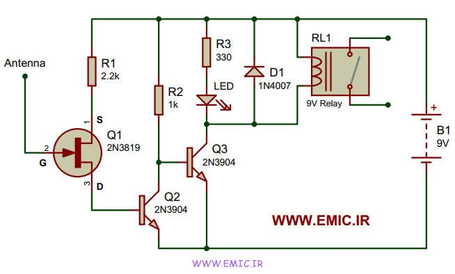 sensitive-static-electricity-detector-switch-circuit-emic