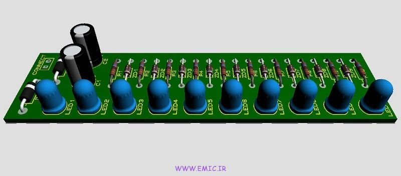 P-VU-Meter-without-transistors-and-ic-emic