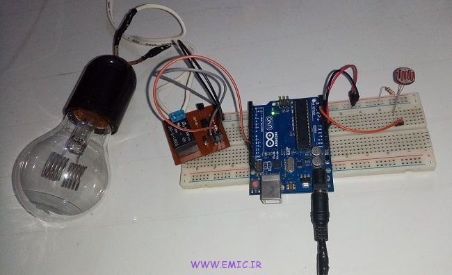 P-Photocell-with-Arduino-emic