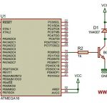 Photocell-with-AVR-Microcontroller-emic