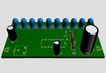 ico-LED-Dancing-light-circuit-for-Amplifier-with-CD4017-emic