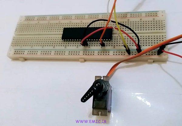 P-AVR-prj-servo-motor-test-emic